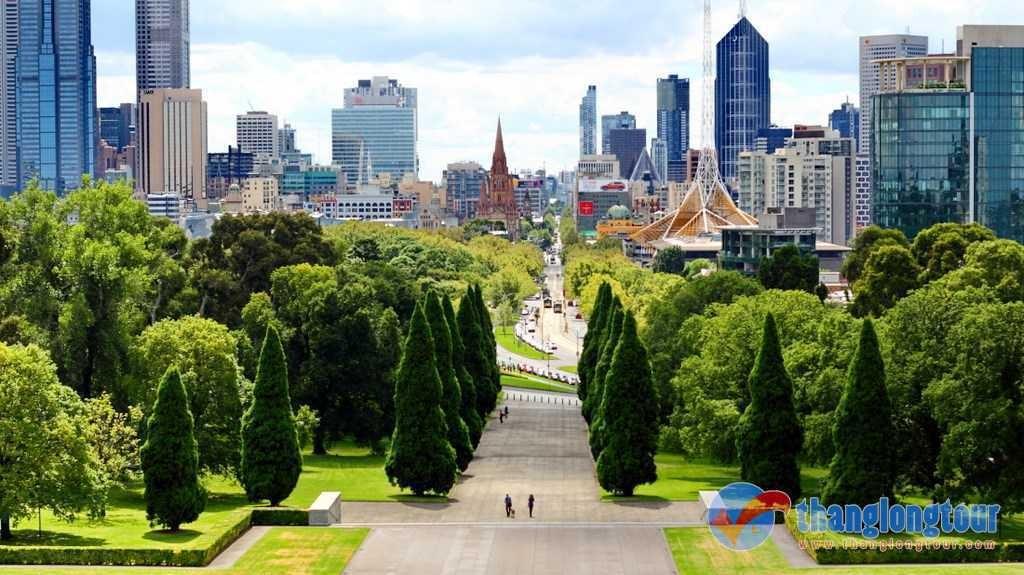 Khám phá Australia xinh đẹp 2018: Melbourne - Sydney 7N6Đ