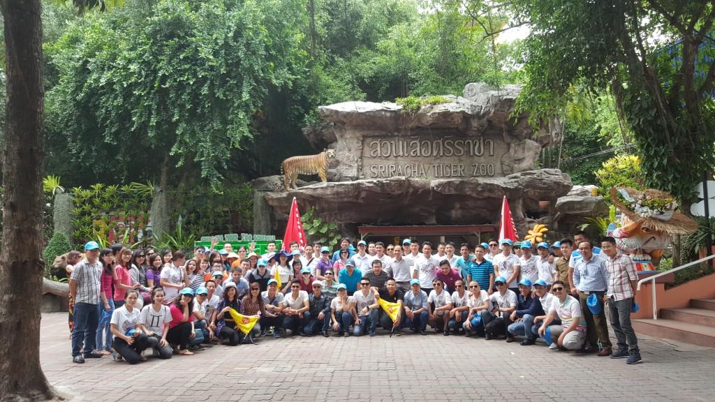 Du lịch Thái Lan Siêu rẻ 2019 : Hà Nội - Bangkok- Pattaya 5N4Đ KH: Hàng tháng
