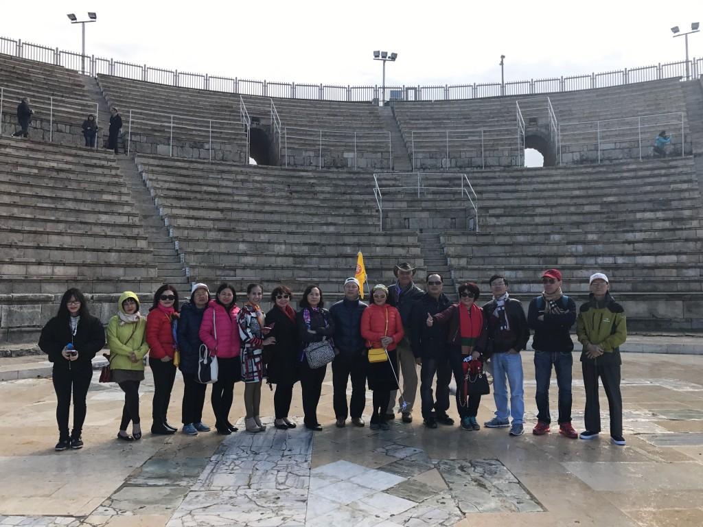 Du lịch Hành Hương Ai Cập - Israel 2019 11N10Đ KH : Hàng Tháng