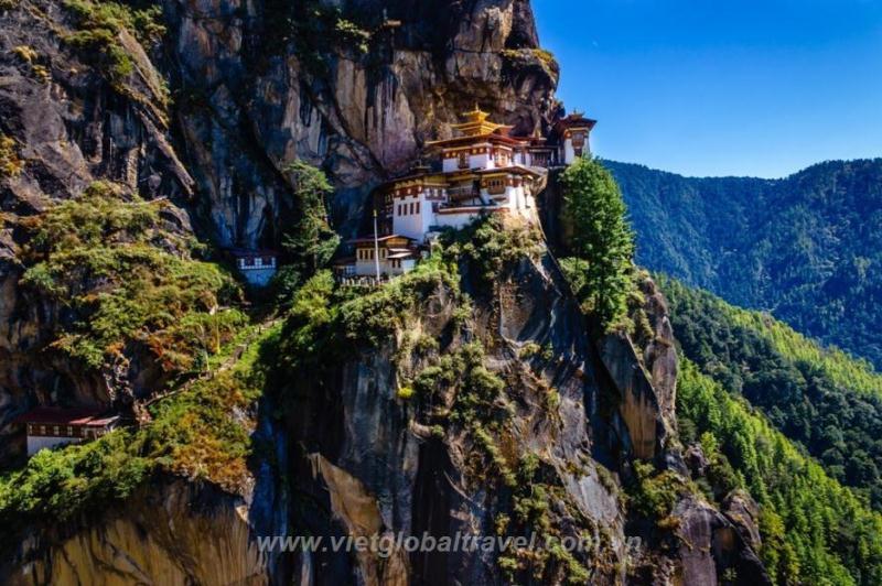Du lịch Bhutan 2019: Paro-Thimphu-Punakha-Phobjikha-Paro 7N6Đ.KH: 12/05, 26/06, 12/07, 20/08, 22/09, 06/10, 25/11; 23/12; 28/12