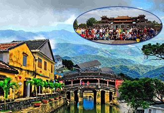 Du Lịch Đà Nẵng 2020: Đà Nẵng - Sơn Trà - Ngũ Hành Sơn - Hội An - Bà Nà - Cố đô Huế - Động Phong Nha 5N4Đ