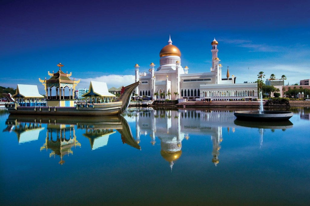 Du lịch Brunei - Kota Kinabalu 2019  5N4Đ KH: 15/05, 12/07, 24/09, 16/02, 06/12