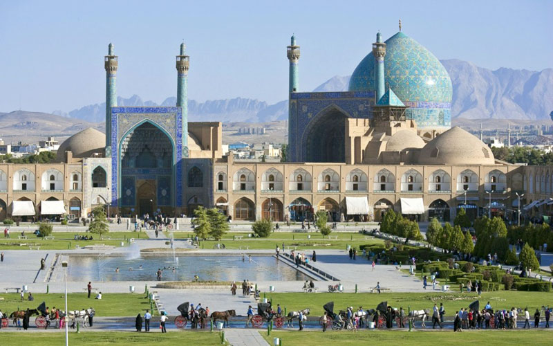 Du lịch Iran : Tehtan - Shiraz - Isfahan 7N6Đ KH : 25/04, 11/05, 09/08, 23/12