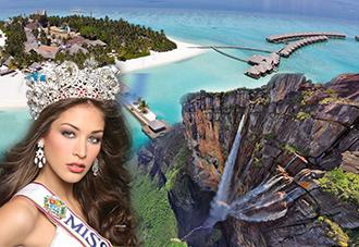 Du lịch Venezuela 2018 Vương quốc sắc đẹp  CARACAS – CANAIMA – PUERTO ORDAZ – QUẦN ĐẢO LOS ROQUES 10N9Đ . KH: 14/07, 09/10, 15/11