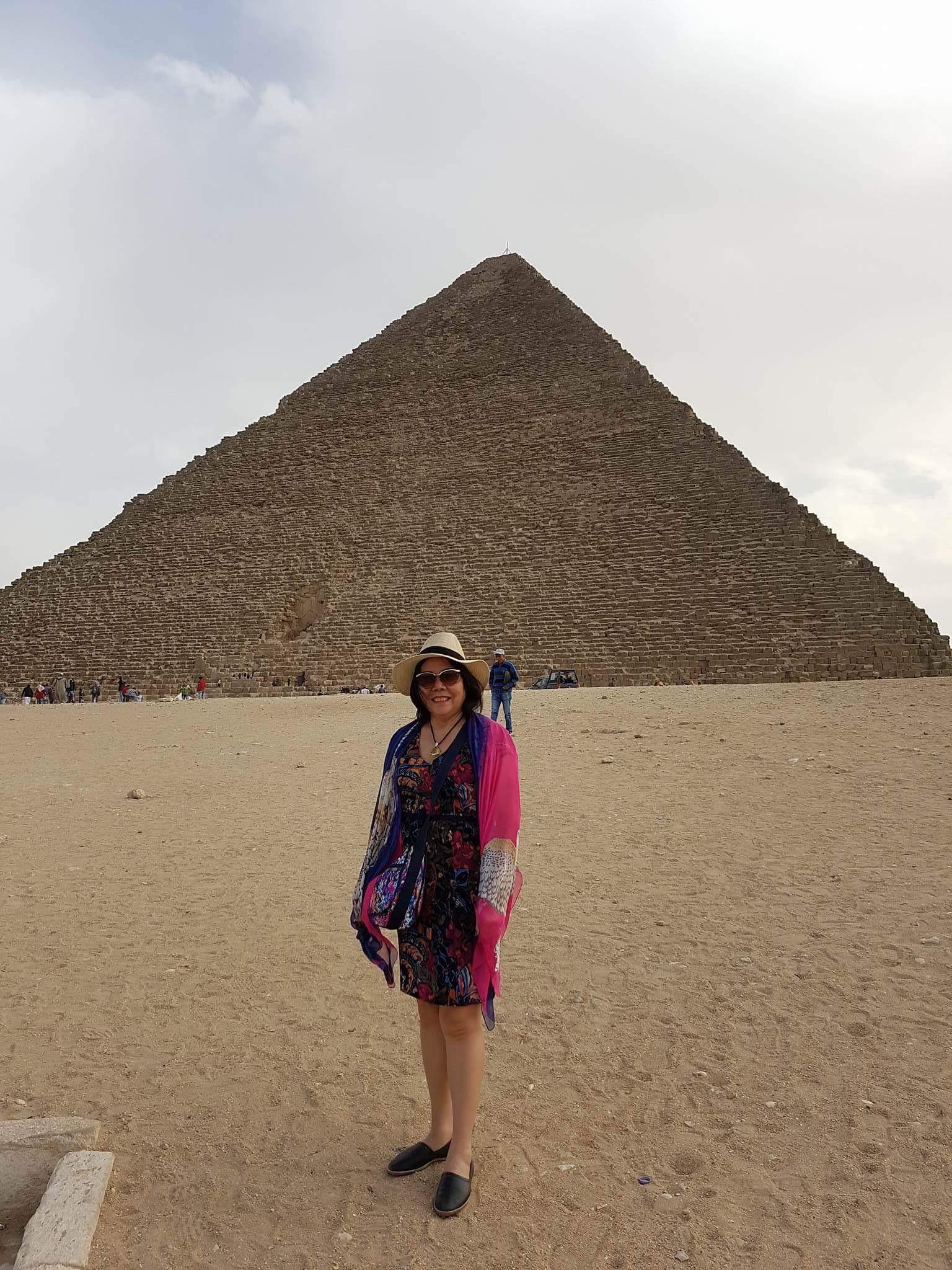 Kim tự tháp Cheops