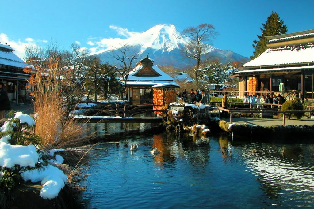 Du lịch Nhật Bản:  ĐÓN LỄ HỘI HOA ANH ĐÀO KAWAZU SỚM 5N4Đ KH: Hàng Tháng