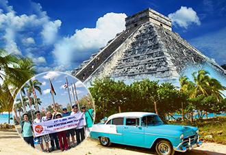 Du lịch Trung Mỹ 2019: Cancun - Cuba - Panama 12N9Đ. KH : 18/05/2018, 16/7/2018, 20/8/2018, 15/10/2019