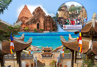 Du Lịch Nha Trang - Đà Lạt 2018: Nha Trang - Đà Lạt 4N3Đ