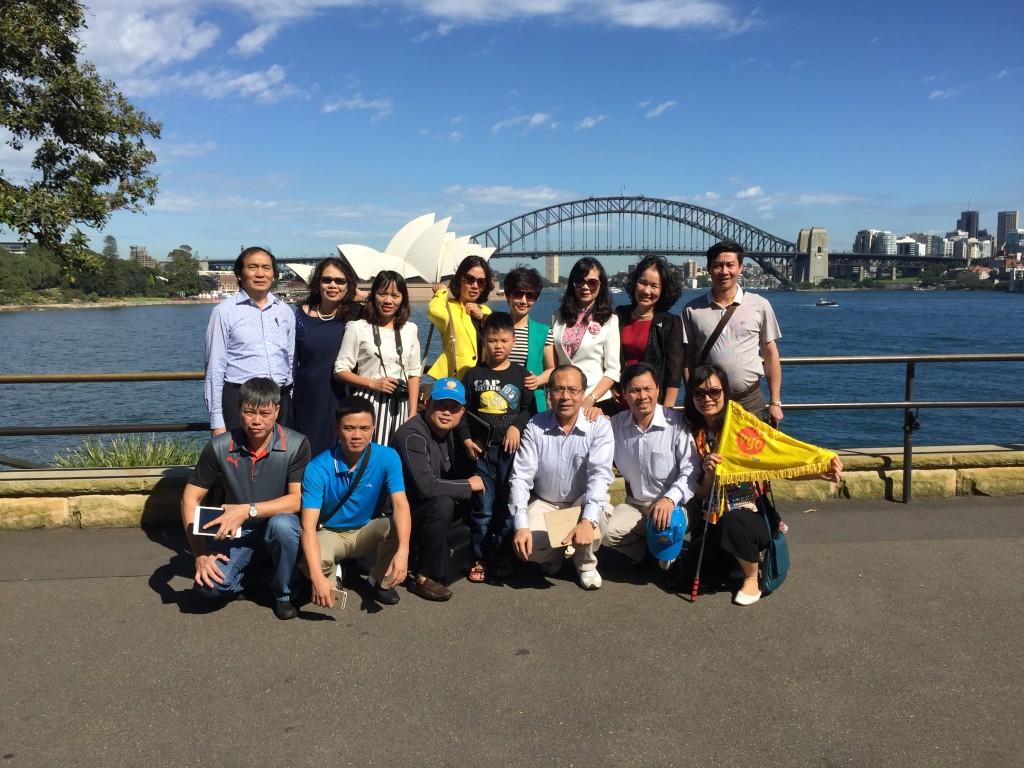 Du lịch Úc Siêu Khuyến Mại : HÀ NỘI - SYDNEY - CANBERRA - HÀ NỘI 5N4Đ