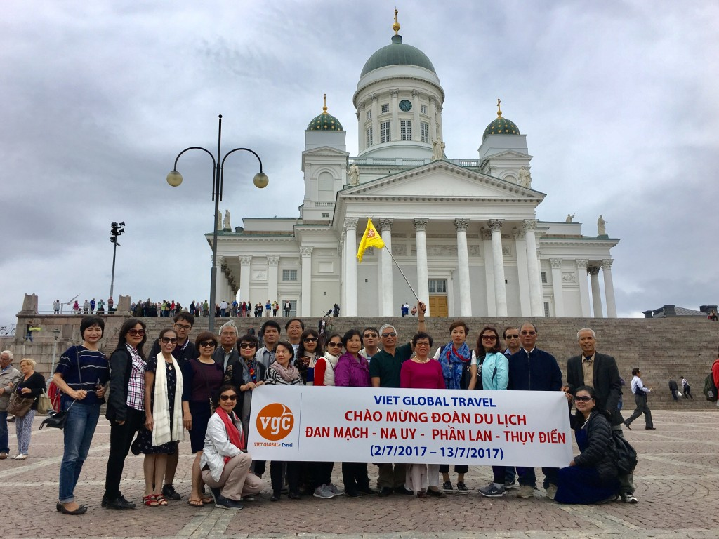 Du lịch Bắc Âu 2021: Phần Lan - Thụy Điển - Na Uy - Đan Mạch 12N11Đ. KH: Hàng Tháng