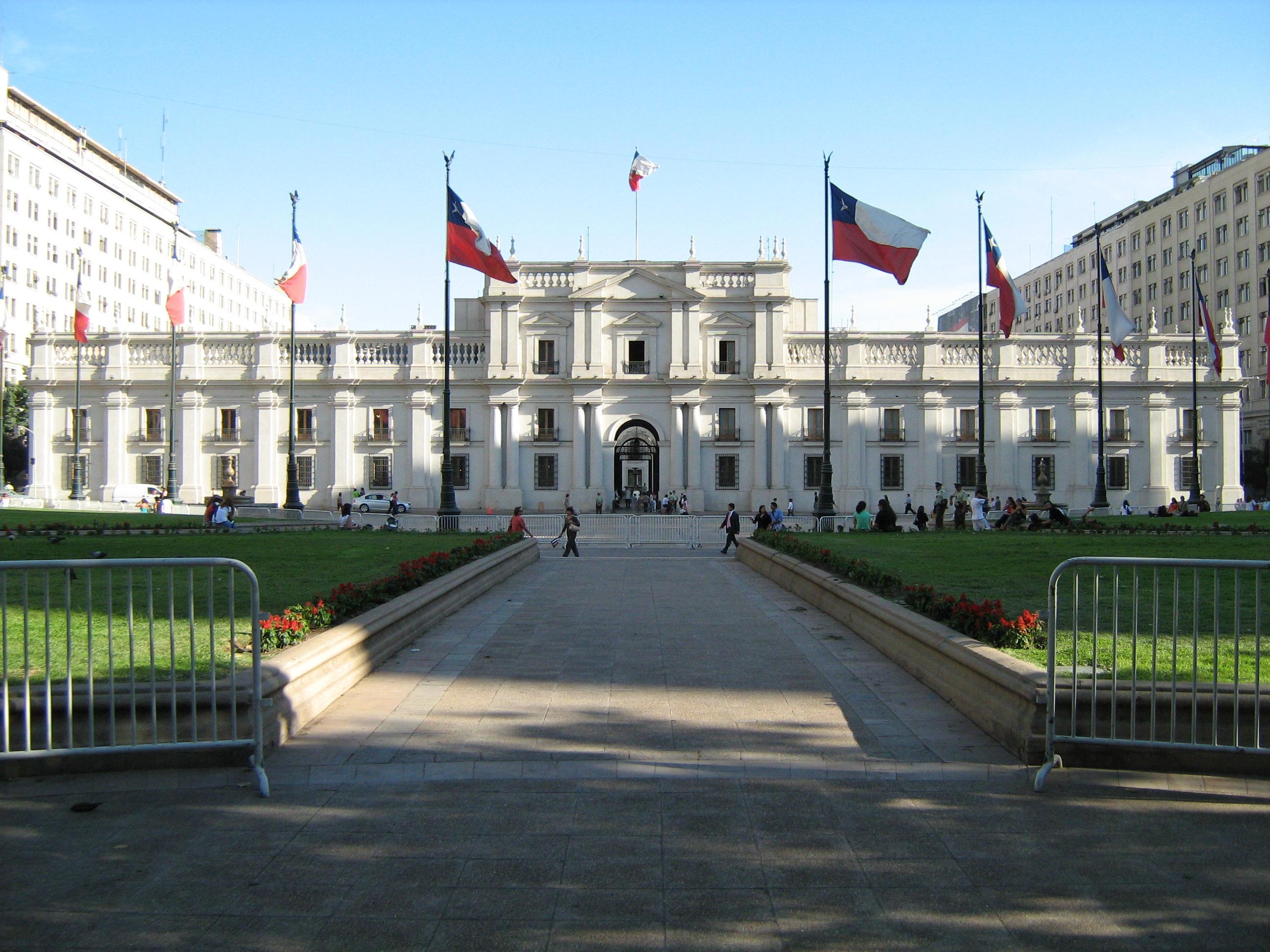 La_Moneda_Palace_Santiago_Chile