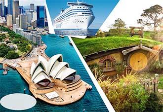 Du lịch Úc - New Zealand 2018: Sydney- Auckland – Rotorua – Melbourne 9N8Đ KH: 07/08, 12/10, 19/12
