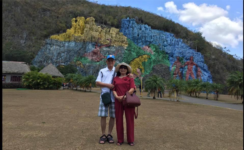 Khách Vietglobal travel