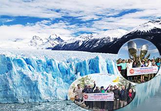 Du lịch Nam Mỹ:  Brazil – Peru – Argentina - Khám phá sông băng Perito Moreno 18N17Đ KH:12.09.2019 .2019