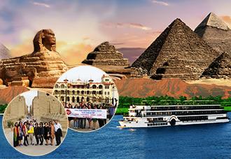 Chương trình du lịch Ai Cập Huyền Bí Cairo - Alexandria - Aswan - Luxor 11N - 10Đ : 21.9 / 15.11