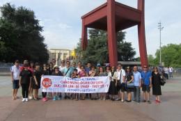 Ảnh đoàn Việt Global travel 1/7/2017