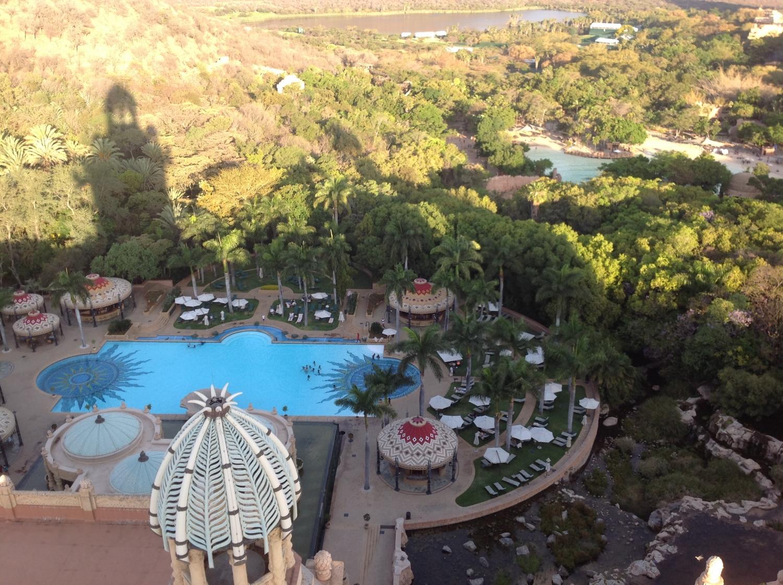 view khách sani tại Nam Phi
