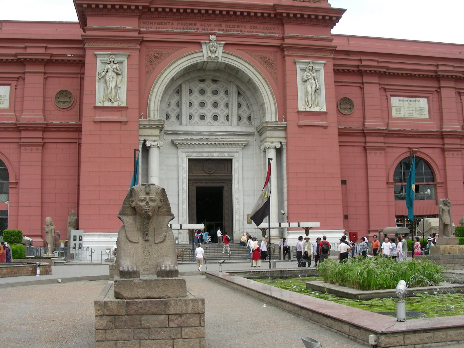 Bảo tàng Ai Cập