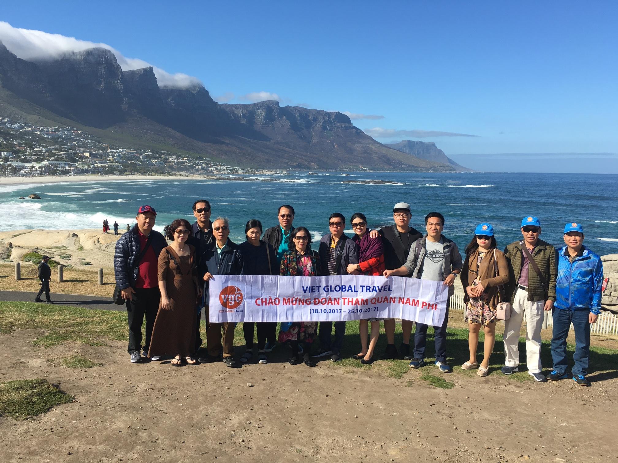 Đoàn Nam Phi 18/10/2017