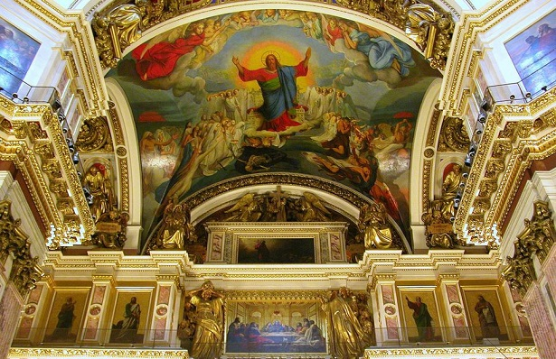 st-isaac-cathedral-resurrection