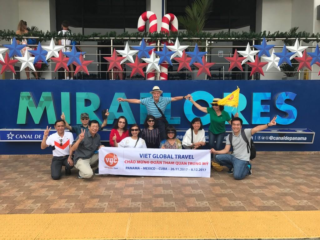 CHƯƠNG TRÌNH THAM QUAN DU LỊCH TRUNG MỸ : CUBA - MEXICO - PANAMA 15N14Đ