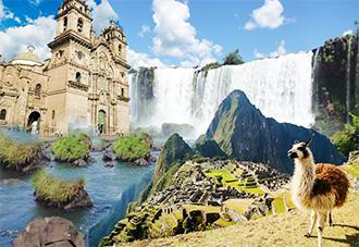 Du lịch Nam Mỹ:  Brazil-Peru-Argentina: Rio De Janeiro-Cuzco-Machu Picchu-Lima-Thác Iguazu-Buenos Aires 14N13Đ. Khởi hành:  24/06, 05/08, 09/12
