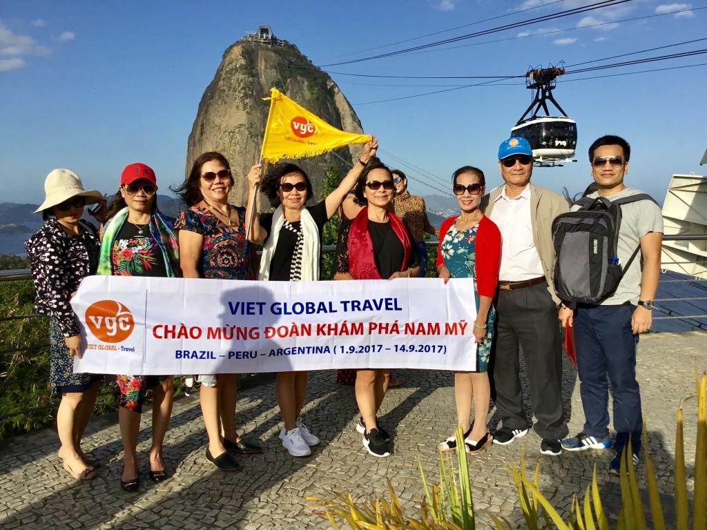 Du lịch Nam Mỹ:  Brazil-Peru-Argentina: Rio De Janeiro-Cuzco-Machu Picchu-Lima-Thác Iguazu-Buenos Aires 14N13Đ. Khởi hành: 12/04, 24/06, 05/08, 09/12