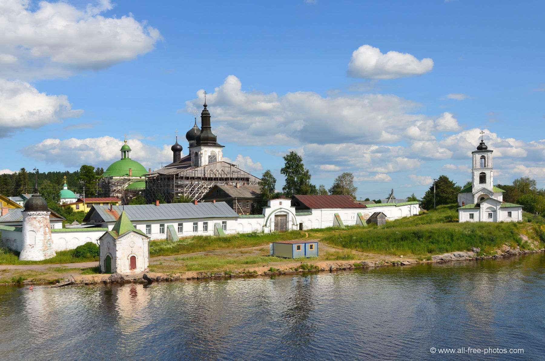 ngôi làng nhỏ Mandrogui