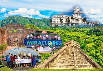 Du lịch Trung Mỹ 2019: Panama - Mexico - Cuba 13N12Đ KH: 29/3 - 10/9/2019