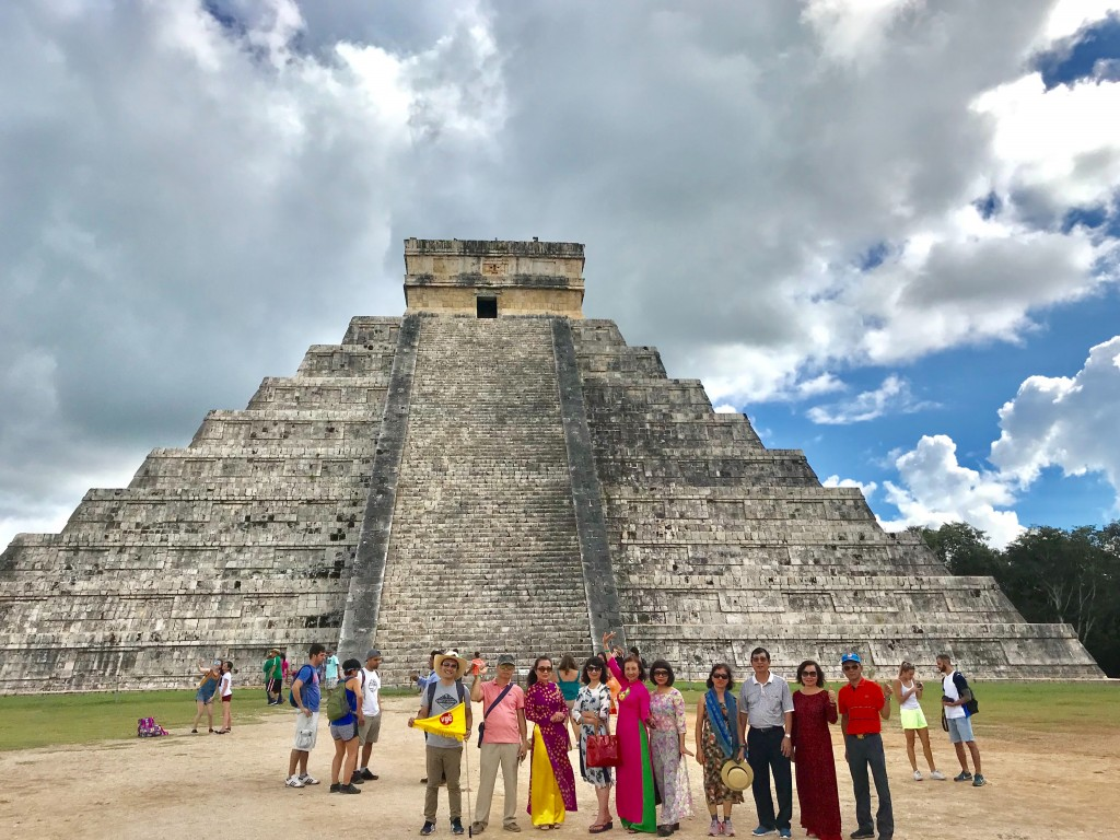 DU LỊCH NAM MỸ: MEXICO - PERU - CHILE – BOLIVIA 24N23Đ