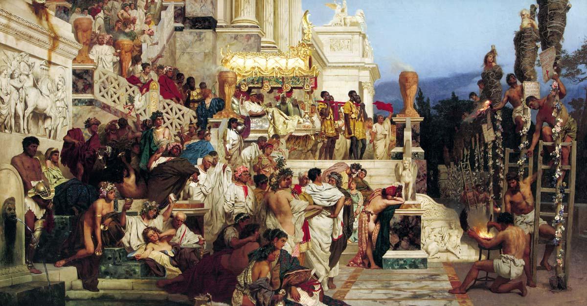 perseguicao-cristaos-romanos
