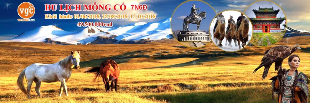 Du lịch đặc biệt Mông Cổ: ULAANBAATAR – BAYAN GOBI – HUSTAI NATIONAL PARK – MONGOL NOMADIC – TERELJ 2018 7N5Đ KH: 04/04, 12/05, 01/06