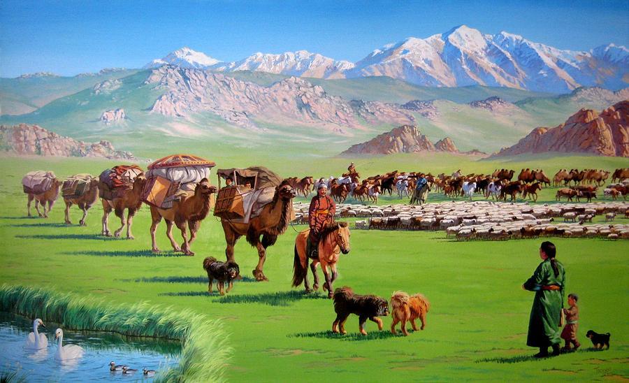 mongolian-nomadic-life-tsogbayar-chuluunbaatar