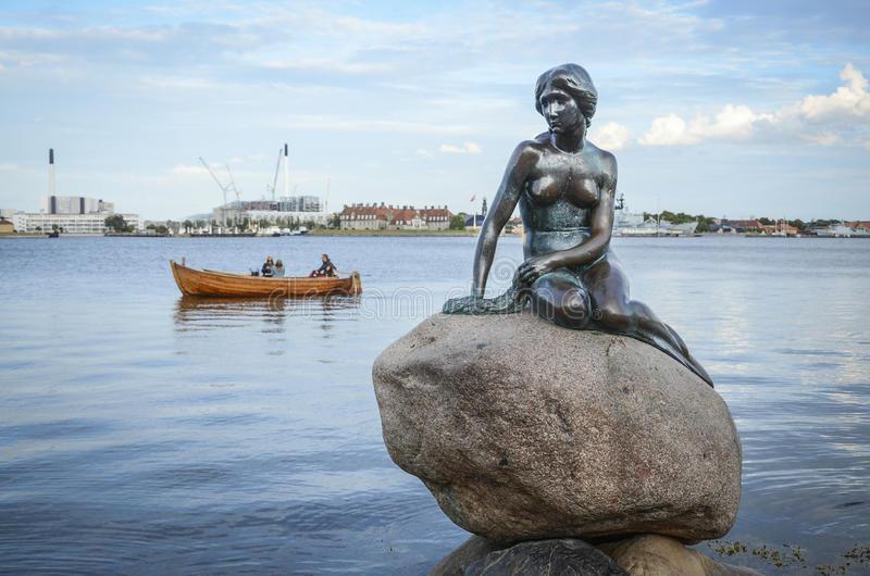 little-mermaid-copenhagen-statue-danish-den-lille-havfrue-sits-rock-harbour-capital-denmark-57305935