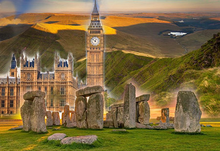Du Lịch Tham Quan: Anh - WALES - SCOTLAND - BẮC IRELAND -  2021