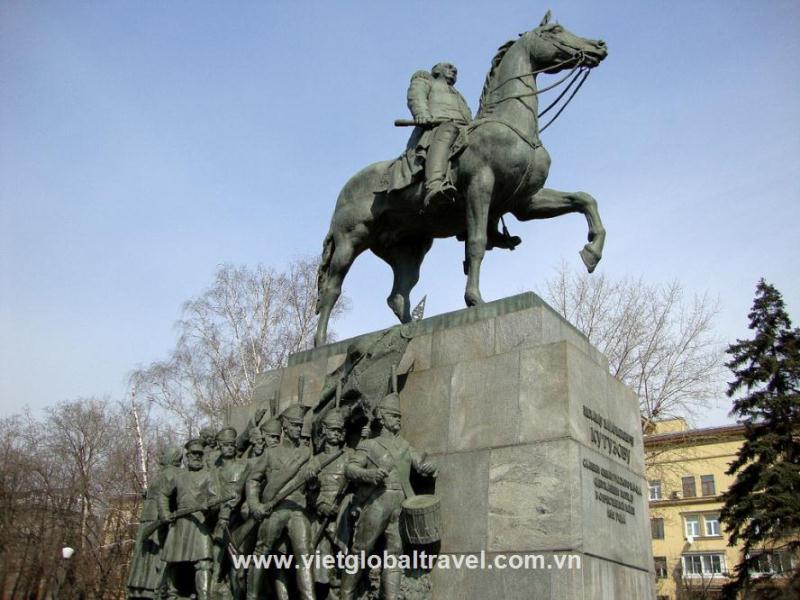 Tượng Kutuzov