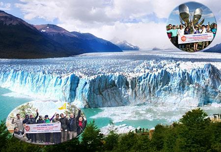 Du lịch  Nam Mỹ  : Brazil - Peru - Argentina - Sông băng Perito Moreno 17N/14Đ - KH : 2019