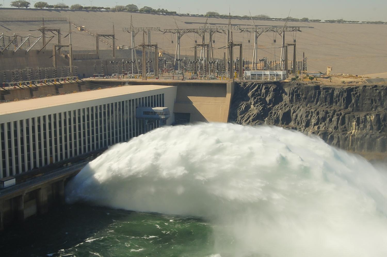Aswan High Dam - Aswan - Egypt