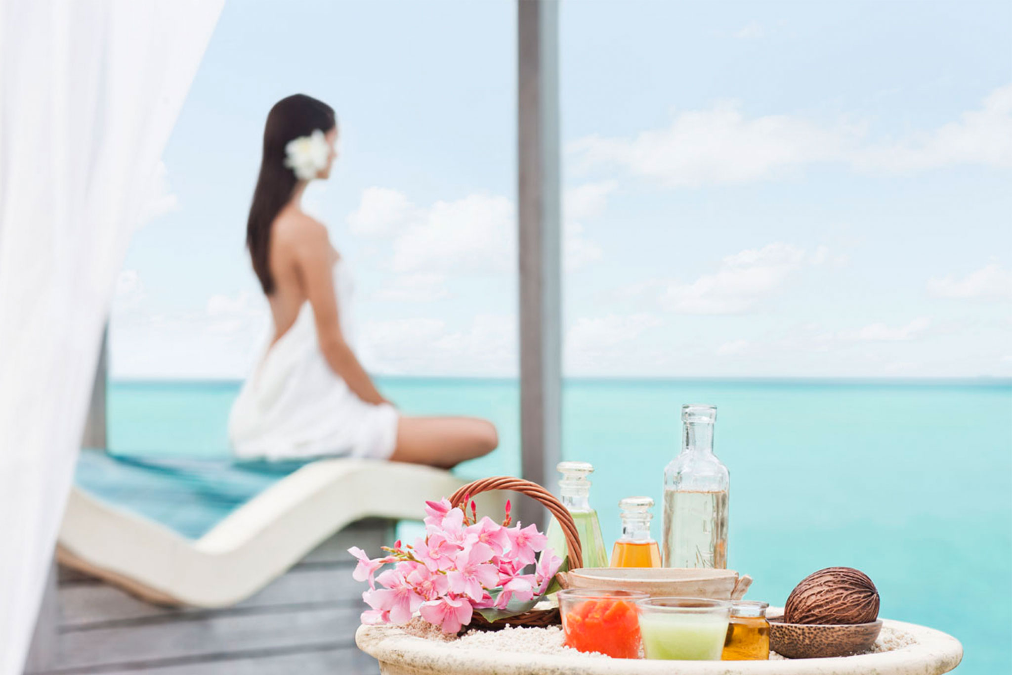 Indian Therapies at Jiva Spa