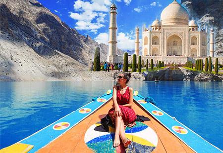Chương trình du lịch đặc biệt 2020: PAKISTAN - ẤN ĐỘ 12N - 10Đ Kh: 09/02/2020