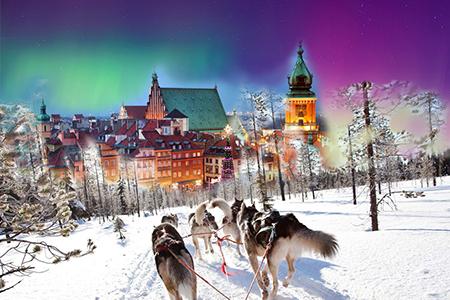 Du Lịch Bắc Âu: Thăm Quê Hương Ông Già Noel - Săn Cực Quang - Nauy -Thụy Điển - Phần Lan – Đan Mạch - 11N/10Đ - KH 21/12/2021