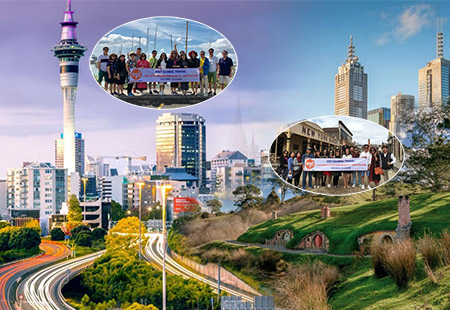 Du Lịch Bắc – Nam Đảo New Zealand : AUCKLAND - ROTORUA - HOBITTON - WAITOMO - HAMILTON & CHRISTCHURCH - WANAKA - QUEENSTOWN - MILFORD SOUND - 10N7Đ - KH 21/12
