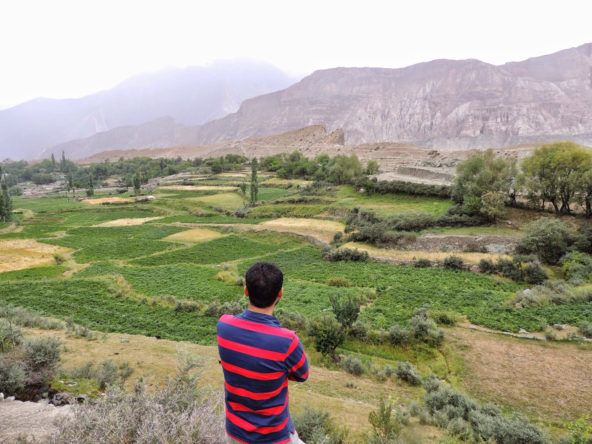 Hopar_Village-Hunza