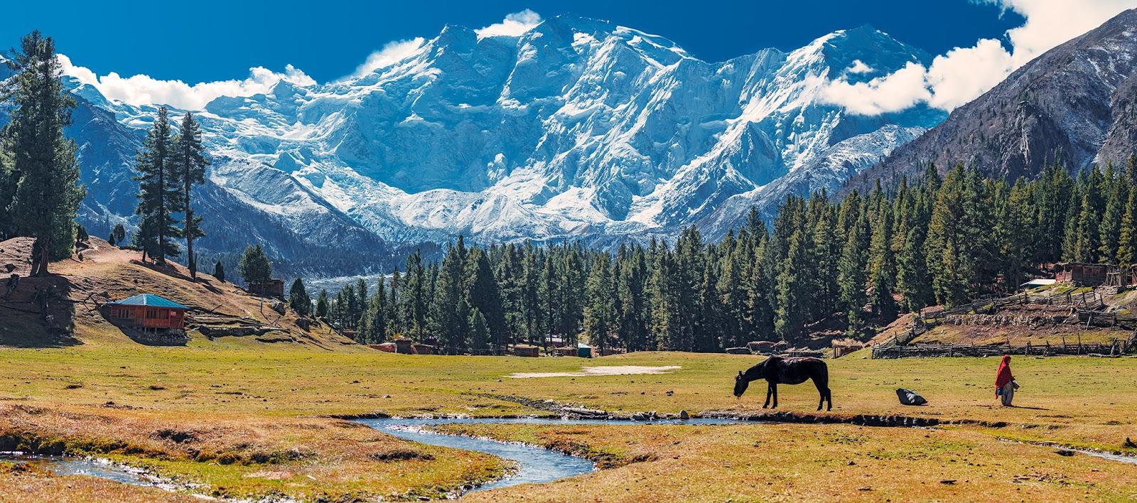 Mount Nanga Parbat