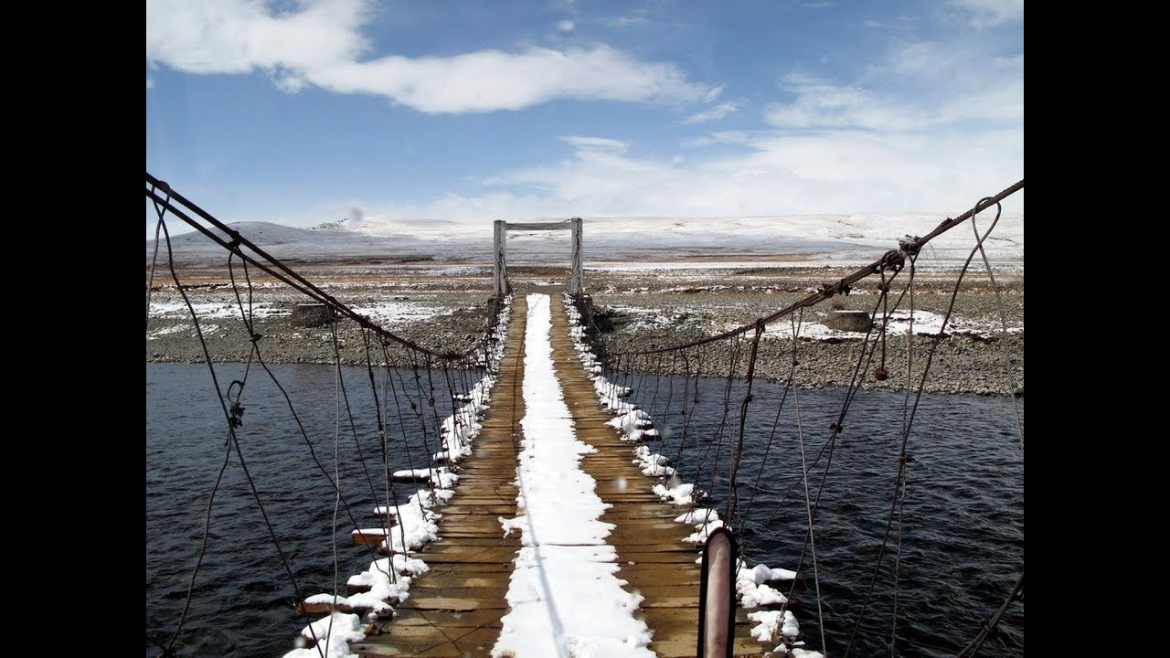 Suspension bridge Gilgit