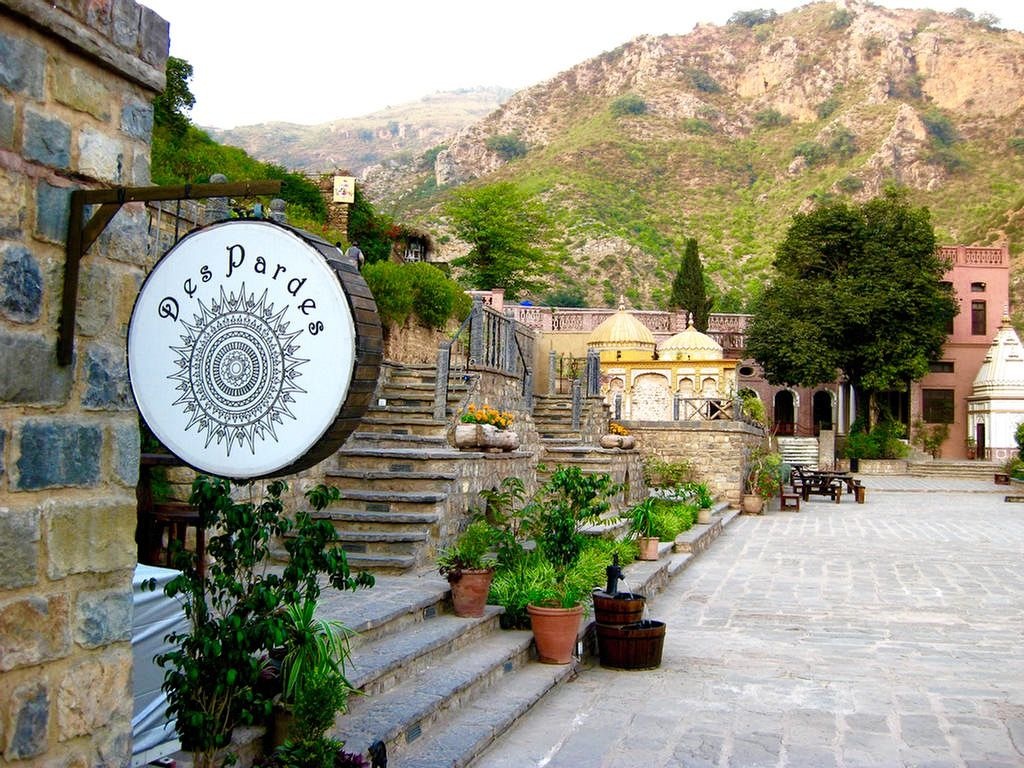 The ancient village of Saidpur