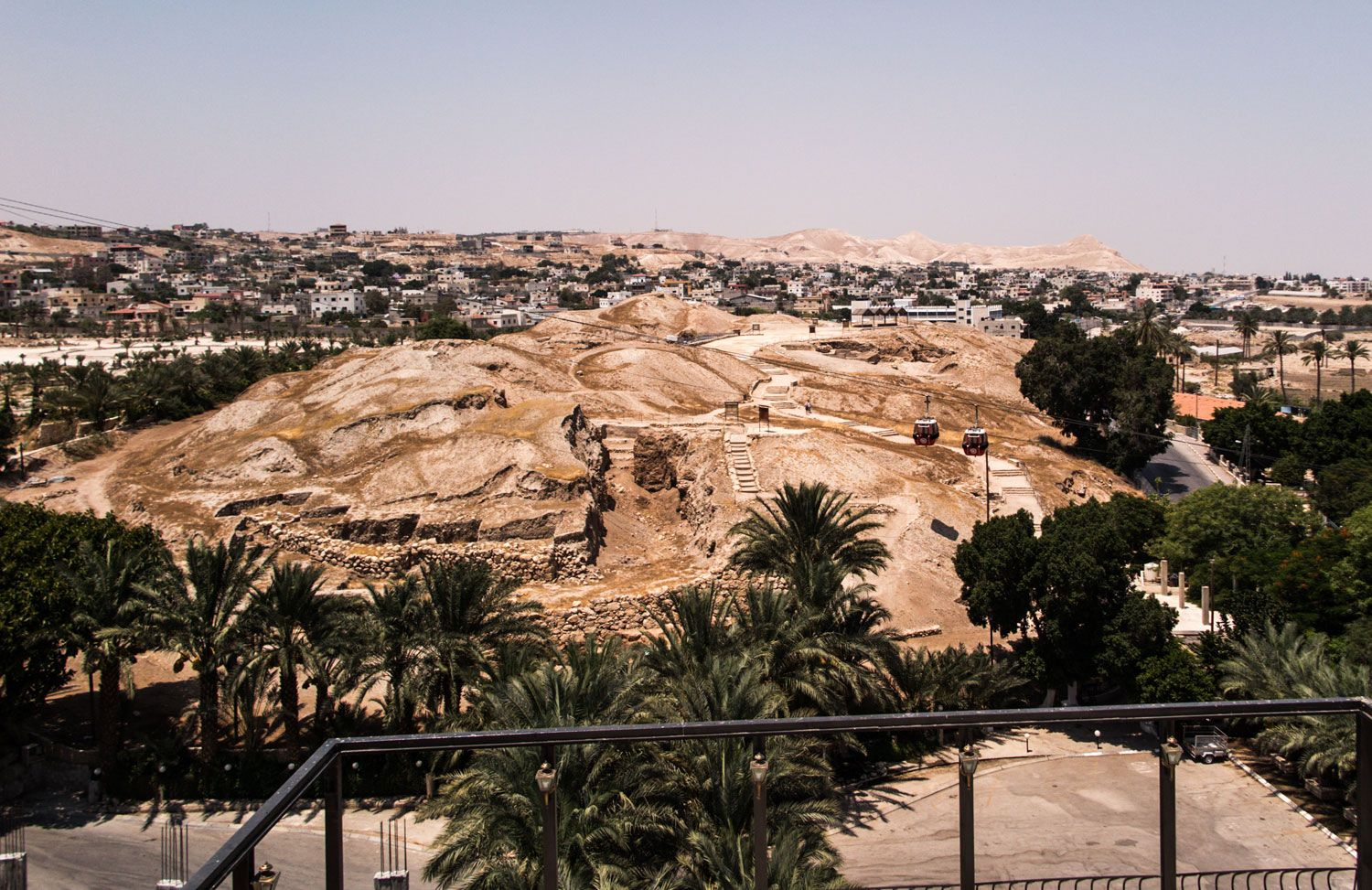 The old town of Jericho