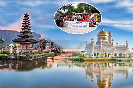 Chương trình du lịch đặc biệt 2021: BALI - BRUNEI Thời gian: 7N - 6Đ