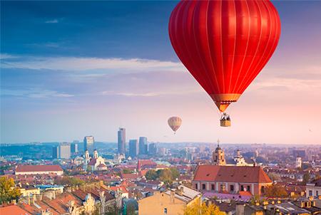 Khám phá ESTONIA - LATVIA - LITHUANIA -  BELARUS - UKRAINE 11N/ 8Đ