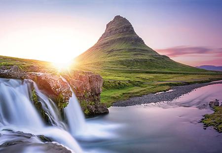 Chương trình đặc biệt  2020 ICELAND & GREENLAND 10 ngày 7 đêm  KH:13/08/2020